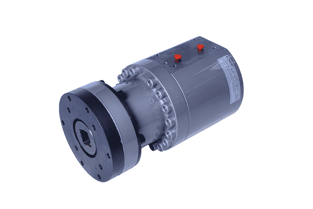 IC Fluid | Rotary Actuators – HyRAV Rotary Actuator