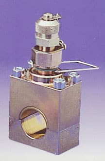 Serv-Clip Hot Tap Connection
